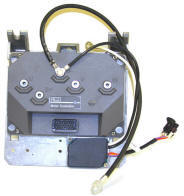 aco controller assembly, 48-volt  for e-z-go electric 2008-up 83a21102a rxv  up to jan 23 2012